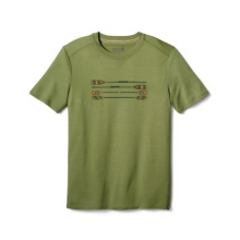 Men's Merino 150 Paddles and Oars Tee by Smartwool