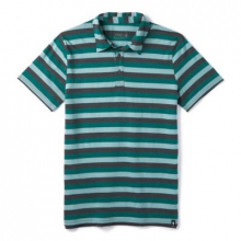 Men's Merino 150 Polo by Smartwool in Aspen Co