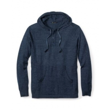 Men's Kiva Ridge Henley Hoody by Smartwool