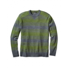 Men's Kiva Ridge Stripe Crew by Smartwool