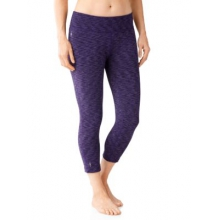 Women's PhD Pattern Capri by Smartwool in Encino Ca