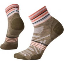 Women's PhD Outdoor Ultra Light Pattern Mini by Smartwool in Troy Oh