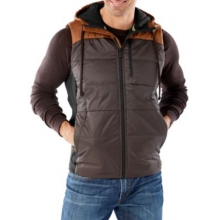 Men's Double Propulsion 60 Hoody Vest by Smartwool in Ashburn Va