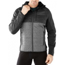 Men's Double Corbet 120 Pattern Hoody by Smartwool