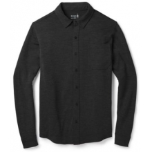 Men's Merino 250 Button Down Long Sleeve by Smartwool in Red Deer Ab