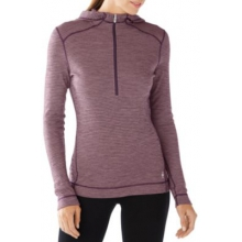 Women's Merino 250 Baselayer 1/2 Zip Hoody by Smartwool