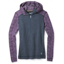 Women's Merino 250 Baselayer 1/2 Zip Hoody by Smartwool in Sioux Falls SD