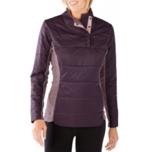 Women's Double Propulsion 60 Pullover by Smartwool in Ashburn Va