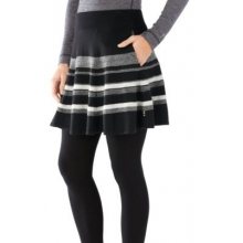 Women's Cascade Valley Stripe Skater Skirt by Smartwool in Ashburn Va