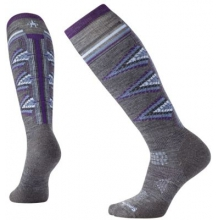 Women's PhD Ski Light Pattern by Smartwool in Santa Barbara Ca