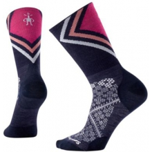 Women's PhD Run Ultra Light Pattern Crew by Smartwool