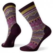 Women's Everyday Dazzling Wonderland Crew Socks by Smartwool in Alamosa CO