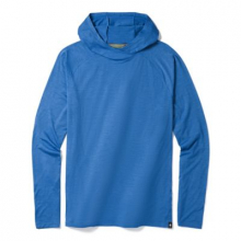 Men's Merino 150 Pattern Hoody by Smartwool in Red Deer Ab