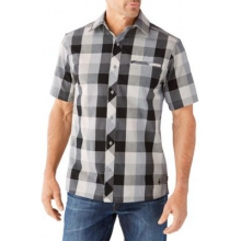 Men's Everyday Exploration Retro Plaid SS Shirt