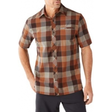 Men's Everyday Exploration Retro Plaid SS Shirt by Smartwool in Sioux Falls SD