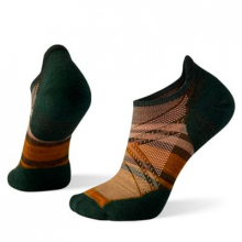 Run Targeted Cushion Pattern Low Ankle Socks