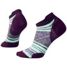 Women's PhD Run Ultra Light Striped Micro by Smartwool in Squamish Bc
