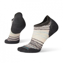 Women's PhD Run Light Elite Striped Micro by Smartwool in Prescott Valley Az