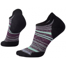 Women's PhD Run Light Elite Striped Micro by Smartwool in Tucson Az