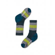 Kids' Full Cushion Striped Crew Socks by Smartwool