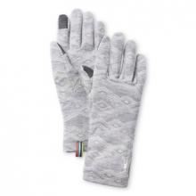 Merino 250 Pattern Glove by Smartwool in Golden CO