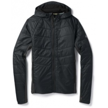 Men's Smartloft 60 Hoody by Smartwool in Canmore Ab