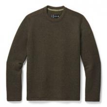 Men's Hudson Trail Fleece Crew Sweater by Smartwool in Marshfield WI