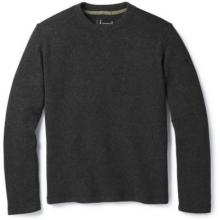Men's Hudson Trail Fleece Crew Sweater by Smartwool in Medicine Hat Ab