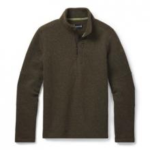 Men's Hudson Trail Fleece Half Zip Sweater