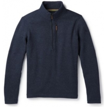 Men's Hudson Trail Fleece Half Zip Sweater by Smartwool in Kelowna Bc