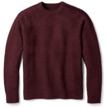 Men's Ripple Ridge Crew Sweater by Smartwool in Iowa City IA