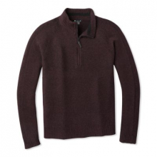 Men's Ripple Ridge Half Zip Sweater