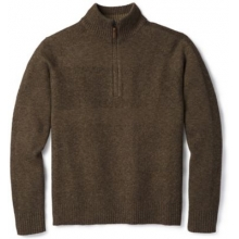 Men's Ripple Ridge Half Zip Sweater by Smartwool in Sioux Falls SD