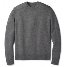Men's Sparwood Crew Sweater by Smartwool in Canmore Ab
