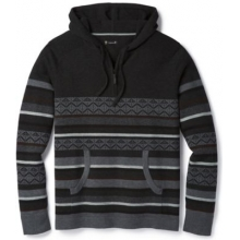 Men's Hidden Trail Striped Hoody Sweater by Smartwool in Vernon Bc