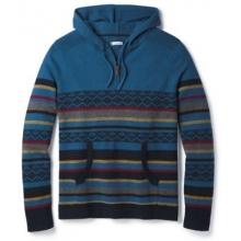 Men's Hidden Trail Striped Hoody Sweater by Smartwool in Little Rock Ar
