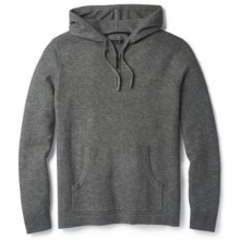 Men's Hidden Trail Donegal Hoody Sweater by Smartwool in Iowa City IA