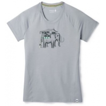 Women's Merino 150 Mobile Mammoth Tee by Smartwool in Encino Ca