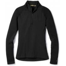 Women's PhD Light Wind Zip T by Smartwool in Iowa City IA
