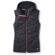 Women's Smartloft 60 Hoody Vest by Smartwool in Glenwood Springs CO