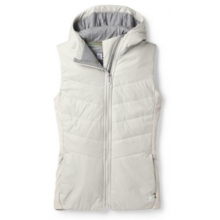 Women's Smartloft 60 Hoody Vest by Smartwool in Iowa City IA