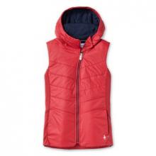 Women's Smartloft 60 Hoodie Vest by Smartwool