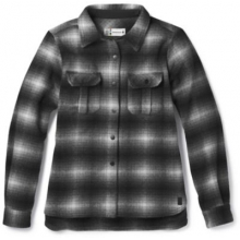 Women's Anchor Line Shirt Jacket by Smartwool in Iowa City IA