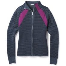 Women's Dacono Ski Full Zip Sweater by Smartwool in Ridgway Co
