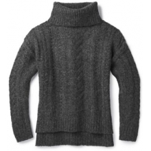Women's Moon Ridge Boyfriend Sweater by Smartwool in Red Deer Ab