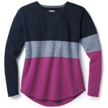 Women's Shadow Pine Crew Sweater by Smartwool in Sioux Falls SD