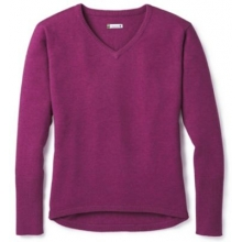 Women's Shadow Pine V-Neck Sweater by Smartwool in Iowa City IA