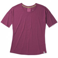 Women's Merino Sport 150 Short Sleeve by Smartwool in Red Deer Ab