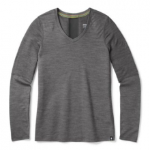 Women's Merino Sport 150 Long Sleeve by Smartwool in Red Deer Ab