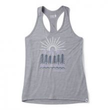 Women's Merino Sport 150 Mountain Morning Tank by Smartwool in Iowa City IA